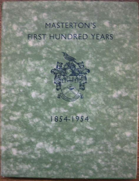 Image for Masterton's First Hundred Years.