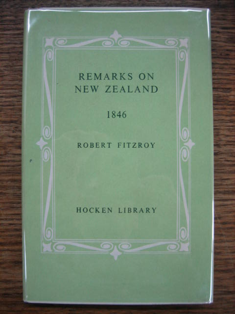 Image for Remarks on New Zealand in February 1846.