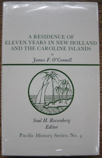 Image for A Residence of Eleven Years in New Holland and the Caroline Islands.