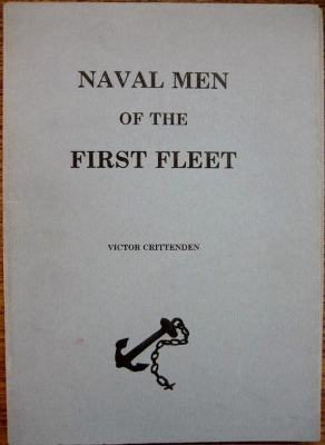 Image for Naval Men of the First Fleet.
