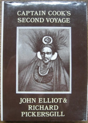 Image for Captain Cook's Second Voyage : the journals of Lieutenants Elliot and Pickersgill.
