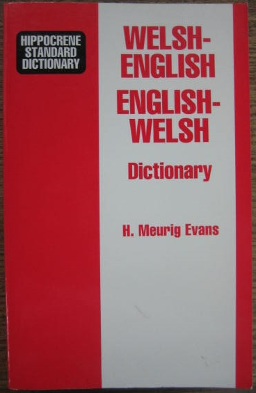 Image for Welsh--English  English--Welsh Dictionary