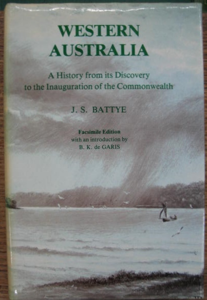 Image for Western Australia : a history from its discovery to the inauguration of the Commonwealth.