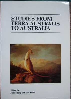Image for Studies from Terra Australis to Australia.
