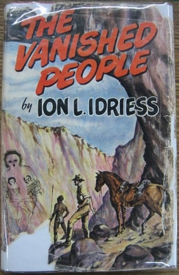 Image for The Vanished People.