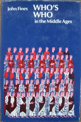 Image for Who's Who in the Middle Ages.
