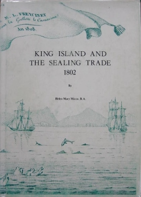 Image for King Island and the Sealing Trade 1802.