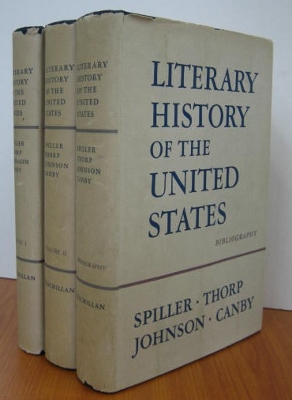 Image for Literary History of the United States : in 3 volumes.