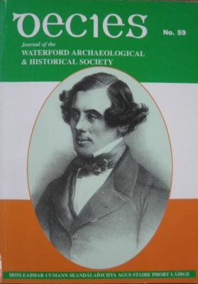 Image for Decies no 59. Journal of the Waterford Archaeological & Historical Society.