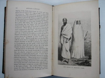 Image for Richard F. Burton, K.C.M.G., his early public and private life, with an account of his travels and explorations [in two volumes].