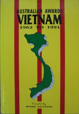 Image for Australian Awards Vietnam 1962 to 1991.