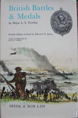 Image for British Battles and Medals : fourth edition.