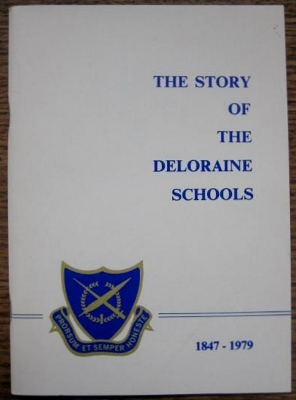 Image for The story of the Deloraine schools 1847-1979.
