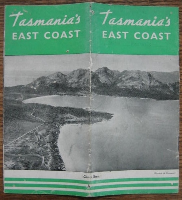 Image for Tasmania's East Coast [youth hostels].