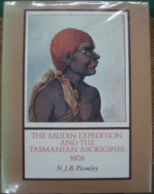 Image for The Baudin Expedition and the Tasmanian Aborigines, 1802.