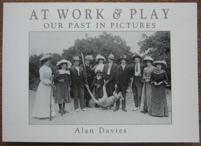Image for At Work and Play : our past in pictures.