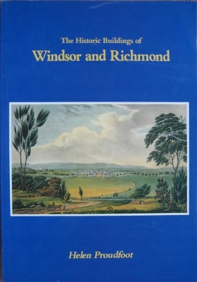 Image for The Historic Buildings of Windsor and Richmond.
