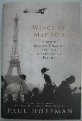 Image for Wings of Madness. Alberto Santos-Dumont and the invention of flight.