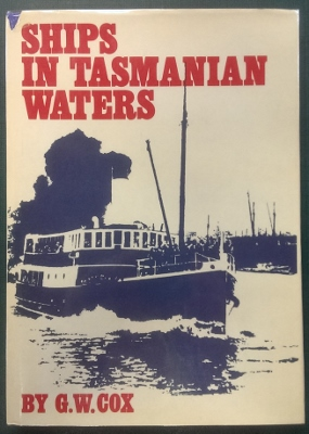 Image for Ships in Tasmanian Waters : riverboats, ferries and the floating bridge.