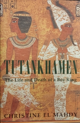 Image for Tutankhamen : life and death of a boy king.
