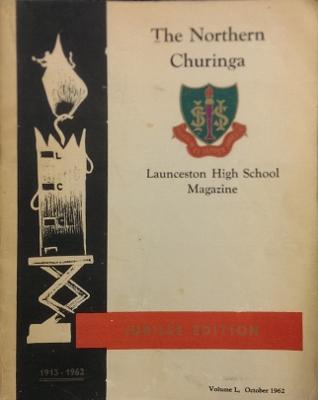 Image for The Northern Churinga. Volume L. Jubilee Edition 1913-1962.