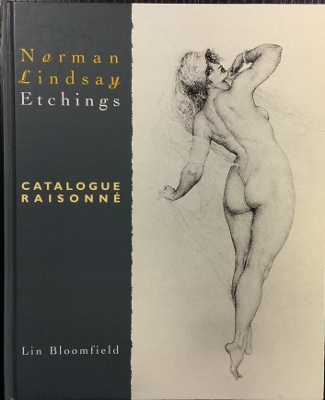 Image for Norman Lindsay etchings : catalogue raisonne.