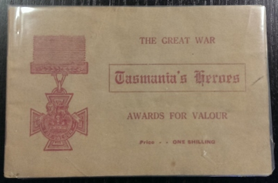 Image for Tasmania's Heroes : awards for valour.