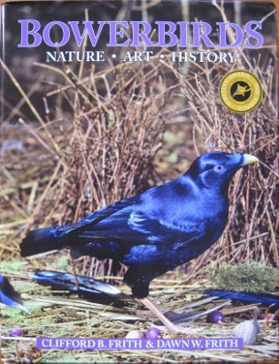 Image for Bower Birds : nature, art & history.