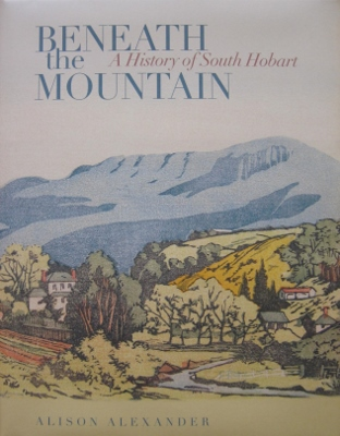 Image for Beneath the Mountain : a history of South Hobart.