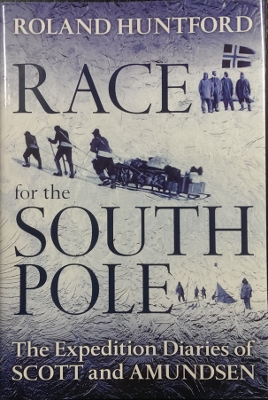 Image for Race for the South Pole : the expedition diaries of Scott and Amundsen.