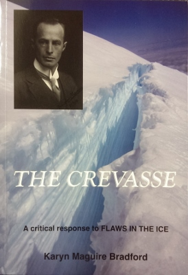Image for The Crevasse : a critical response to Flaws in the Ice.