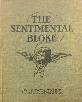 Image for The Songs of a  Sentimental Bloke.