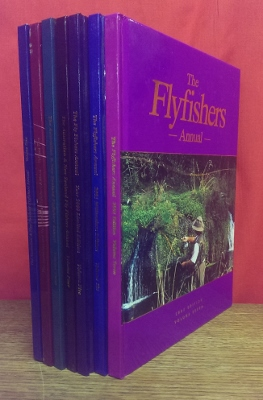 Image for The Flyfishers Annual : 1994, and Volumes One to Seven, 1995-2002.