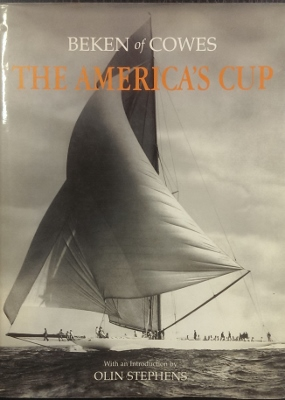 Image for Beken of Cowes : the America's Cup.