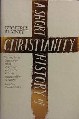 Image for A Short History of Christianity.