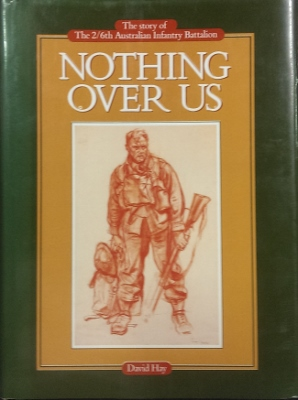 Image for Nothing Over Us : the story of the 2/6th Infantry Battalion.
