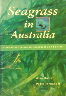 Image for Seagrass in Australia : straegic review and development of an R&D plan.