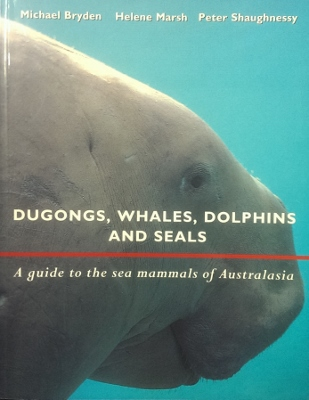 Image for Dugongs, Whales, Dolphins and Seals : a guide to the sea mammals of Australasia.
