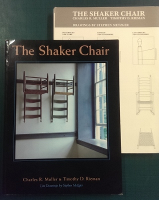 Image for The Shaker Chair.