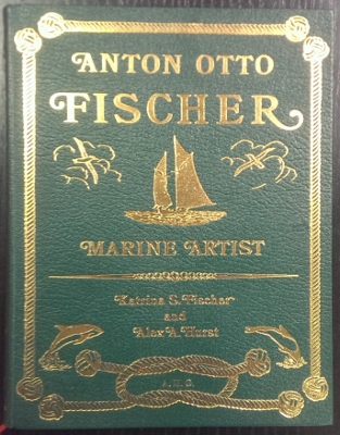 Image for Anton Otto Fischer, marine artist : his life and work.