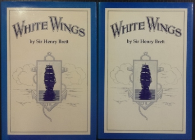Image for White Wings. [I] Fifty years of sail in the New Zealand trade, 1850 to 1900. [II] The Founding of the Provinces and old-time shipping : passenger ships from 1840 to 1885.