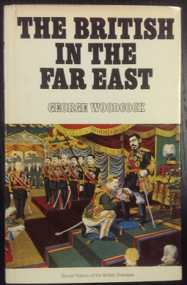 The British in the Far East.