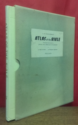 Image for Atlas of the Bible.