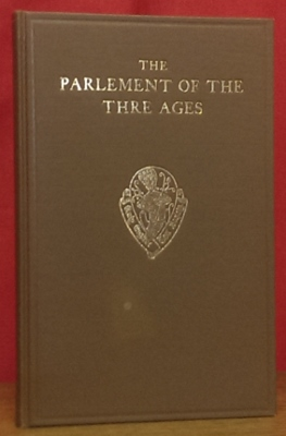 Image for The Parlement of Thre Ages.