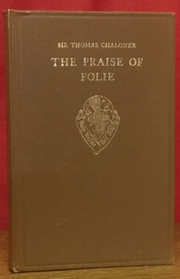 Image for The Praise of Folie.