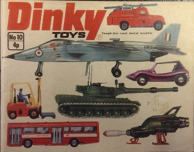 Image for Dinky Toys No 10.