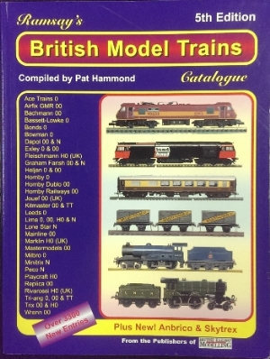 Image for Ramsay's Catalogue of British Model Trains : fifth edition.