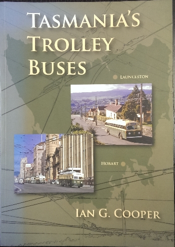 Image for Tasmania's Trolley Buses.
