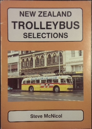 Image for New Zealand Trolleybus Selections.