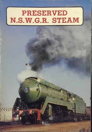 Image for Preserved N.S.W.G.R. Steam.